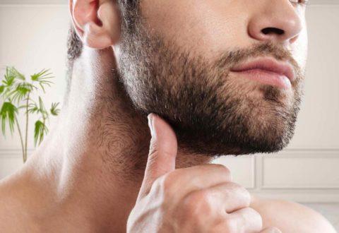 Greffe de la barbe Turquie