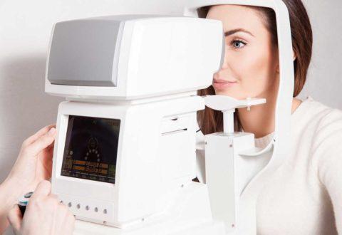 Opération des yeux exigences