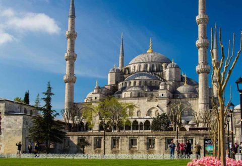 La Mosquée Bleue de Sultanahmet Turquie