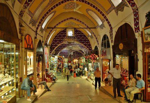 Le Grand Bazar couvert Turquie