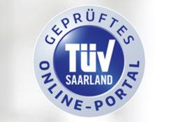 TÜV Saarland certificat